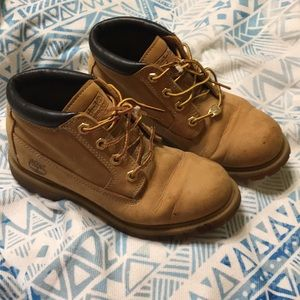 Timberland boots 6.5